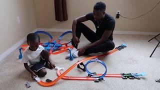 Hot Wheel Fast Track Builder