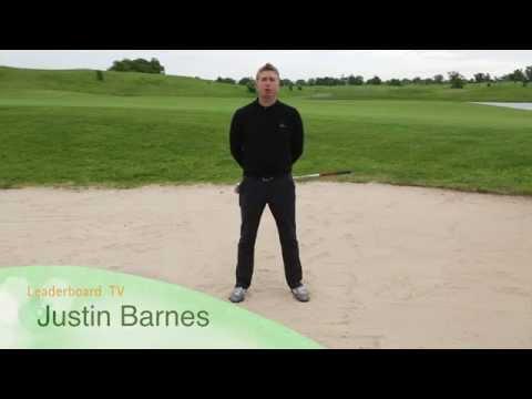 Golf Tips: Bunker technique