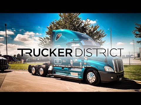 I AM A TRUCKER DISTRICT AMBASSADOR!!