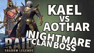 Clan Boss Part 3   Test Juliana   Nightmare   Void   RAID
