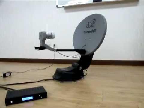 Dishnetwork satellite antenna