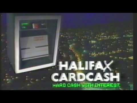 First TV advert for this 1980s invention, the 'ATM' machine!