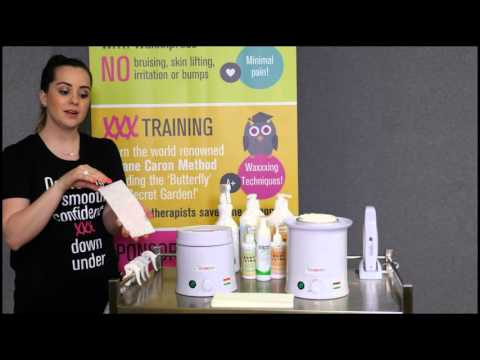 How to clean your wax heater