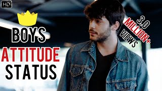 😎🔥BOYS ATTITUDE STATUS||ATTITUDE WHATSAPP STATUS||TIME2 LOVE🔥🔥||BAD BOY STATUS