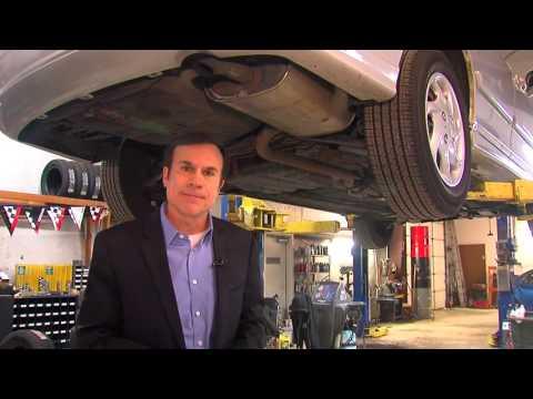 Beware frame rust on used cars