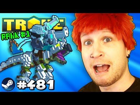 RANK #1 GUNSLINGER!? WE DID IT!! ✪ Scythe Plays Trove Steam #481