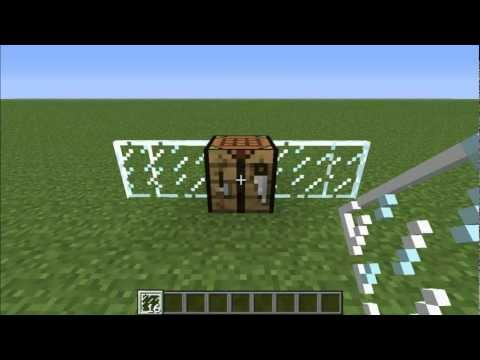 How to Make Glass Panes in Minecraft