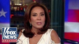 Judge Jeanine: You had no right to leak memos, James Comey