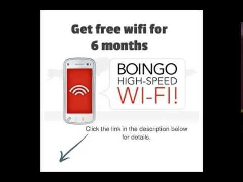 Free Boingo Wifi
