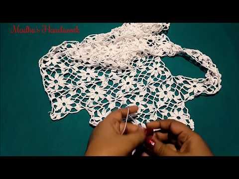 DIY Crochet Shrug #2#