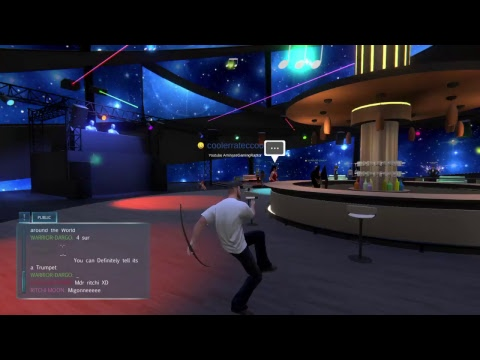 Playstation Home 2.0 PS4 Nebula Realms