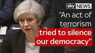 London Terror Attack: