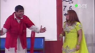 Irshad Ahmed and Shahid Khan New Pakistani Stage Drama Full Comedy Clip