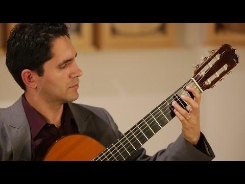 Tavi Jinariu - Capricho Arabe (1969 Ramirez ex Segovia)