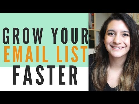 #MYBLOGMEANSBUSINESS ●  HOW TO GROW YOUR EMAIL LIST FASTER ●  CONTENT UPGRADES  ● DAY 4