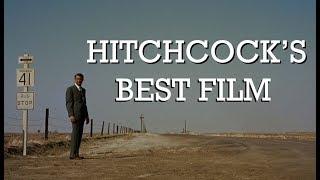 Alfred Hitchcock's Best Film: North By Northwest