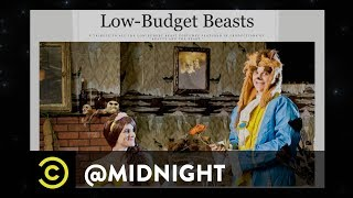 Bad Theater Costumes - @midnight with Chris Hardwick