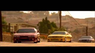 BT- End Credits (The Fast and The Furious)