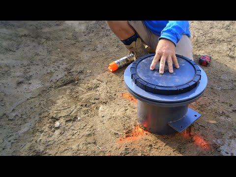 DIY Koi Pond Construction | Pond Bottom Drain Layout & Design - Part 10