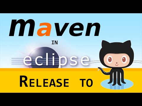 [LD] Maven in Eclipse #15 - Release to GitHub | Let's Develop With