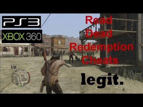 Red Dead Redemption - Cheats (PS3/XBOX360)