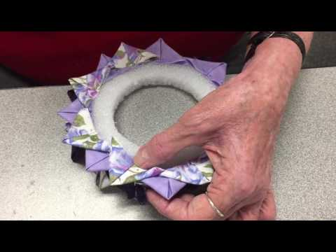No Sew Wreaths: Make Time for Art