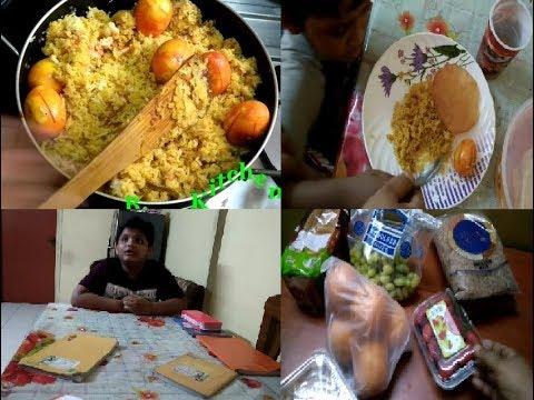 Kerala Woman Lunch Routine/ Vlog - No - 3