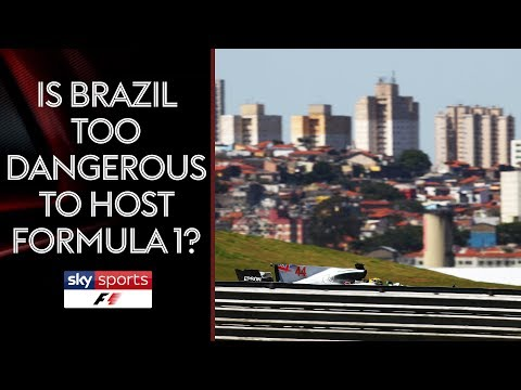 Is Brazil too dangerous to host a Grand Prix? | F1 Report