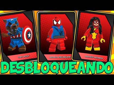 LEGO Marvel Super Heroes 2 #32 - Lobo América?! (GAMEPLAY PT-BR)