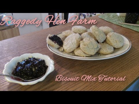 Fluffy, No-Fail Biscuits: A How-To From Raggedy Hen Farm