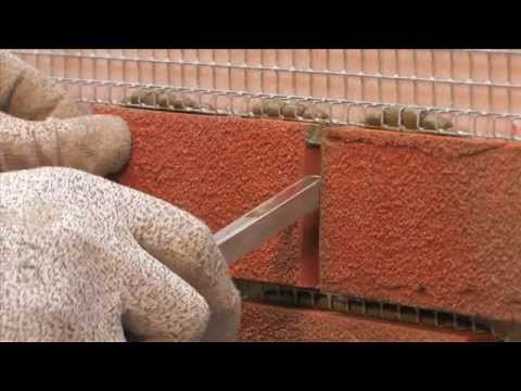 Solid Wall Insulation with a 15mm Brick Slip Finish
