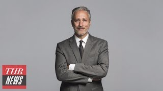 Jon Stewart Makes Late Night Rounds to Promote HBO Special | THR News