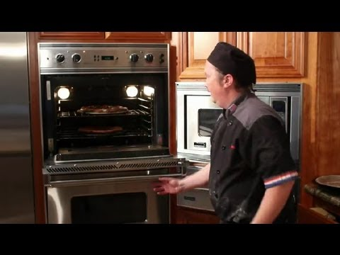 How to Cook Multiple Pizzas in the Oven : Tips for Making Pizza