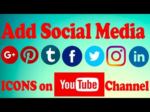 Link Your Channel To Social Sites [Facebook,Twitter,Instagram,Google Plus]|DASHBOARD VIDEO#3