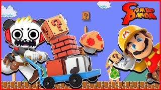 Super Mario Maker Too Many Turtles! Let