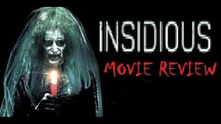Insidious (2010) - Movie Review - Happy Halloween!