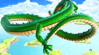 PLAYING AS SHENRON (MASSIVE GLITCH) - Dragon Ball Xenoverse 2 Mods | Pungence