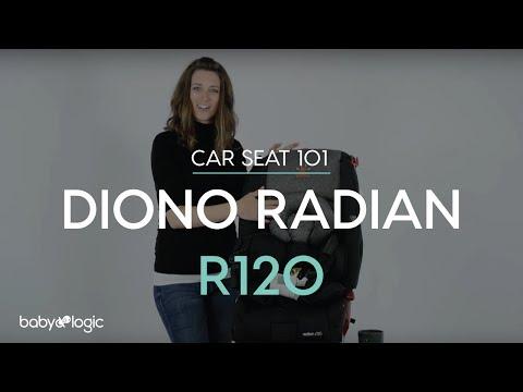 CAR SEAT 101: DIONO R120