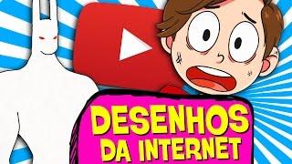 7 CANAIS DE ANIMAÇÃO QUE VOCÊ PRECISA VER NO YOUTUBE! (ft. Gato Galactico)