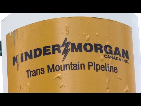 B.C. First Nations split on Kinder Morgan Trans Mountain pipeline