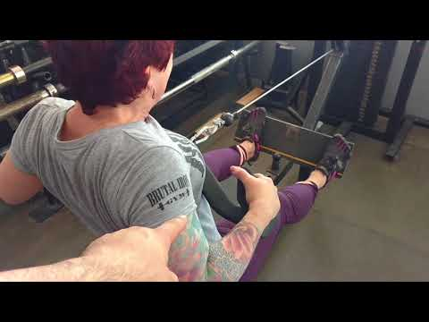 Brutal Iron Gym - Sample Postural & Upper Back Tightness Exercises (see description)