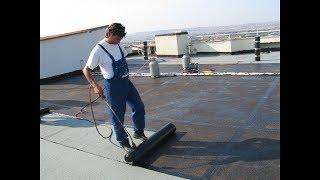 طريقة عزل الاسطح لمنع تسرب مياه الأمطار