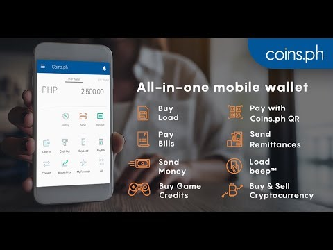 You can do all these things with Coins.ph!