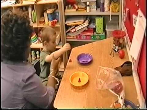 ABA Therapy Video 1, Dawson's journey, 2007