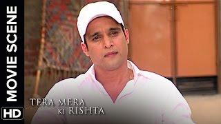 Jimmy Shergill rejects his first marriage proposal   Tera Mera Ki Rishta   Movie Scene