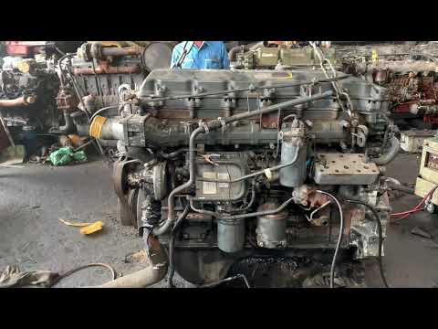 Hyundai Powertech D6CB at Ty Hong - PakVim net HD Vdieos Portal