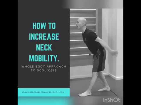 How To Increase Your Neck and Spine Mobility