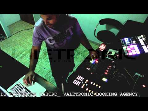 Dj Carlos Decastro // Valetronic booking agency // @Live Bunker // 18 - 1 - 2015