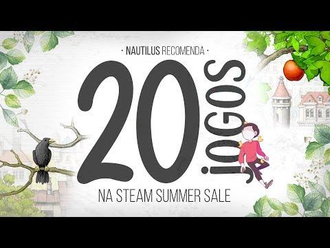 [Promoção STEAM] 20 Jogos por menos de R$20,00
