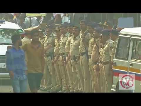 Maharashtra band - After protests, road blockades, Maharashtra bandh called off